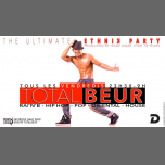 TOTAL BEUR in Paris le Fr 15. März, 2019 23.30 bis 09.00 (Clubbing Gay)