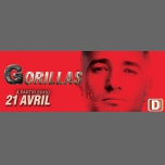 Gorillas Paris #5 with Super Star DJ Adam Turner in Paris le Sat, April 21, 2018 from 11:30 pm to 10:00 am (Clubbing Gay)