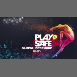 PLAY SAFE - Party & Charity : 14 DJ's à Paris le sam.  1 décembre 2018 de 23h30 à 07h00 (Clubbing Gay)