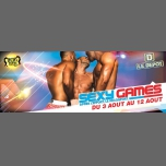 SeXy Games à Paris du  3 au 13 août 2018 (Clubbing Gay)