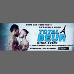 TOTAL BEUR in Paris le Fri, November 23, 2018 from 11:30 pm to 09:00 am (Clubbing Gay)