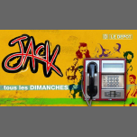 Jack - Tous les dimanches ! in Paris le So 10. März, 2019 23.00 bis 06.00 (Clubbing Gay)