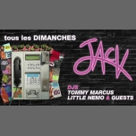 Jack - tous les dimanches ! in Paris le Sun, December 23, 2018 from 10:00 pm to 06:00 am (Clubbing Gay)