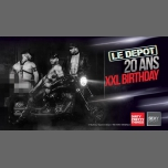 Le Dépôt - XXL Birthday in Paris le Sat, November  3, 2018 from 11:00 pm to 10:00 am (Clubbing Gay)