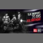 Le Dépôt - XXL Birthday à Paris le sam.  3 novembre 2018 de 23h00 à 10h00 (Clubbing Gay)