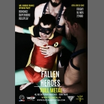 Fallen Heroes in Paris le Fri, November 16, 2018 from 10:00 pm to 04:00 am (Sex Gay)