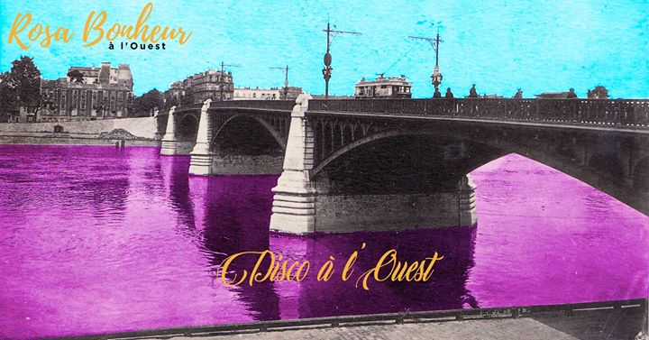 Disco à l'Ouest in Paris le Mi 28. August, 2019 20.30 bis 00.30 (After-Work Gay Friendly, Lesbierin Friendly)