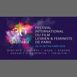 30ème Festival International du Film Lesbien et Féministe en Paris del 31 de octubre al  4 de noviembre de 2018 (Cine Lesbiana)