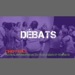 Débats - 30è Festival International du Film Lesbien et Féministe à Paris le jeu.  1 novembre 2018 de 14h30 à 16h30 (Rencontres / Débats Lesbienne)