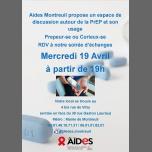 Soirée d'échanges PrEP et prévention diversifiée à Paris le mer. 19 avril 2017 de 19h00 à 22h00 (Prévention santé Gay, Lesbienne, Hétéro Friendly)