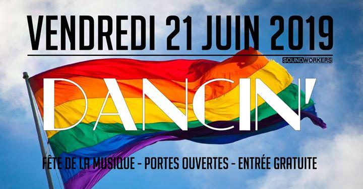 Dancin' Fête de la Musique Portes Ouvertes - Entrée Gratuite in Nîmes le Fri, June 21, 2019 from 06:00 pm to 01:00 am (After-Work Gay, Lesbian)