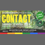 Contact - Manue G, Jeremy Falko & Arnolito - Electro Gay Event in Montpellier le Sat, April 13, 2019 from 11:55 pm to 06:00 am (Clubbing Gay, Lesbian)