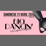 BIG Dancin' Les Lapins Coquins - Kamille Louis, Arnolito, Morris in Nîmes le Sun, April 21, 2019 from 11:00 pm to 06:00 am (Clubbing Gay, Lesbian)