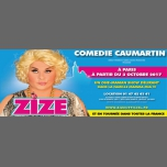 Zize dans La famille Mamma Mia ! à Paris le mer.  6 décembre 2017 de 19h00 à 20h15 (Spectacle Gay Friendly, Lesbienne Friendly)