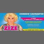 Zize dans La famille Mamma Mia ! à Paris le mar. 12 décembre 2017 de 19h00 à 20h15 (Spectacle Gay Friendly, Lesbienne Friendly)