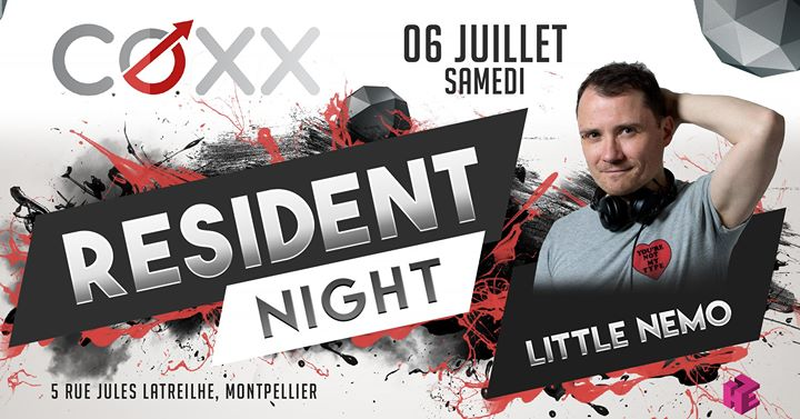 Samedi 6 Juillet : Little NEMO en Montpellier le sáb  6 de julio de 2019 22:00-02:00 (After-Work Gay)