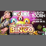 Samedi 24 Novembre Soirée BINGO in Montpellier le Sat, November 24, 2018 from 10:00 pm to 06:00 am (After-Work Gay)