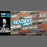 Vendredi 30 Novembre : Resident NIGHT // Quentin BJØRN in Montpellier le Fri, November 30, 2018 from 10:00 pm to 01:00 am (After-Work Gay)