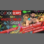 WHO's YOUR DADDY // THIAGO DE OLIVEIRA à Montpellier le sam.  1 septembre 2018 de 22h00 à 02h00 (After-Work Gay)