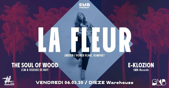 La Fleur - Dieze Montpellier a Montpellier le ven  6 marzo 2020 23:55-06:00 (Clubbing Gay friendly)