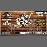 Happy bears - Élection De Monsieur Ours Et De Ses Oursons à Montpellier le ven.  6 juillet 2018 de 14h00 à 01h00 (After-Work Gay, Bear)