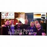 Happy Bears à Montpellier le ven.  9 mars 2018 de 18h00 à 01h00 (After-Work Gay, Bear)