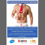 Permanence du Centre de Dépistage - Aides Montpellier in Montpellier le Wed, April 17, 2019 from 06:00 pm to 09:00 pm (Meetings / Discussions Gay, Lesbian, Hetero Friendly)