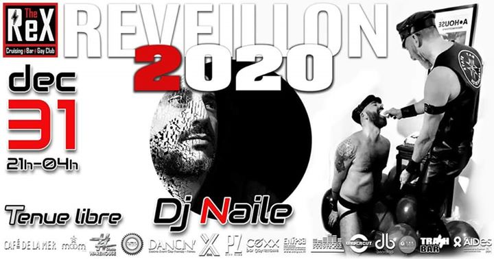 Réveillon 2020 in Montpellier le Tue, December 31, 2019 from 09:00 pm to 04:00 am (Sex Gay)