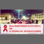 30eme journée mondiale lutte contre le SIDA - Montpellier à Montpellier le sam.  1 décembre 2018 de 18h00 à 21h00 (After-Work Gay, Lesbienne)