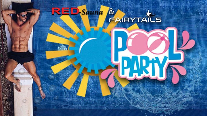 Poolparty 2020 in Uckange le Sun, July 12, 2020 from 12:00 pm to 10:00 pm (Sex Gay)