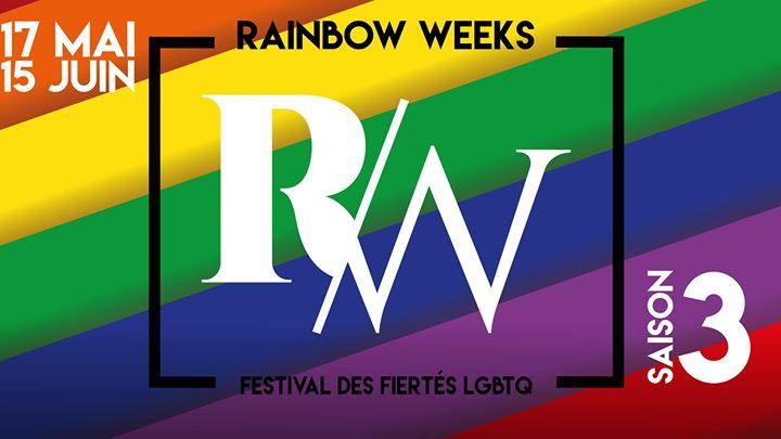 Rainbow Weeks - Saison 3 en Metz le lun 20 de mayo de 2019 00:00-00:00 (Festival Gay, Lesbiana)