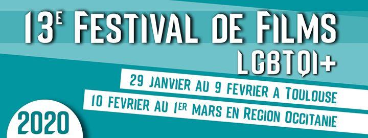 Venez découvrir la 13ème édition du Festival DIAM ! à Toulouse le mer. 22 janvier 2020 de 20h00 à 22h30 (Rencontres / Débats Gay, Lesbienne)