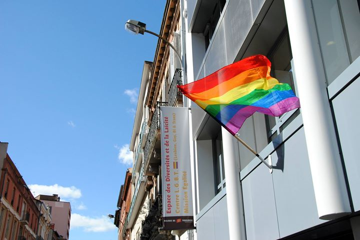 Présence de Bi-Visible lors de notre permanence hebdomadaire in Toulouse le Sat, May 11, 2019 from 02:00 pm to 05:30 pm (Meetings / Discussions Gay, Lesbian, Bear)