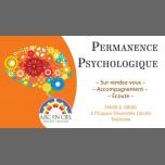图卢兹Permanence psychologique ARC EN CIEL Toulouse-Occitanie从2018年 6月30日到 2月 3日(男同性恋, 女同性恋, 熊 见面会/辩论)