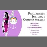 Permanence Juridique Communautaire à Toulouse du  1 février au  5 juillet 2018 (Rencontres / Débats Gay, Lesbienne, Bear)