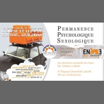 Permanence d'accueil Psychologique / Sexologique in Toulouse le Sat, November 24, 2018 from 02:00 pm to 04:00 pm (Meetings / Discussions Gay, Lesbian, Bear)
