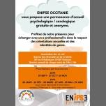 Permanence Ecoute Psy Et Sexo à Toulouse le sam. 27 avril 2019 de 14h00 à 16h00 (Rencontres / Débats Gay, Lesbienne, Bear)