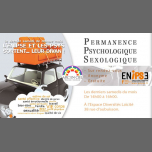 Permanence d'accueil Psychologique / Sexologique in Toulouse le Sa 23. Februar, 2019 14.00 bis 16.00 (Begegnungen / Debatte Gay, Lesbierin, Bear)