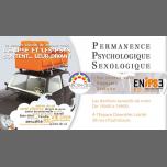 图卢兹Permanence d'accueil Psychologique / Sexologique2019年 2月23日,14:00(男同性恋, 女同性恋, 熊 见面会/辩论)