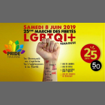 Marche des Fiertés 2019 - Toulouse Occitanie in Toulouse le Sat, June  8, 2019 from 11:00 am to 06:00 pm (Parades Gay, Lesbian, Trans, Bi)
