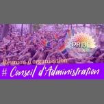 图卢兹Réunion Conseil d'Administration PRIDE Toulouse2019年 8月12日,20:00(男同性恋, 女同性恋, 异性恋友好, 熊 协会生活)