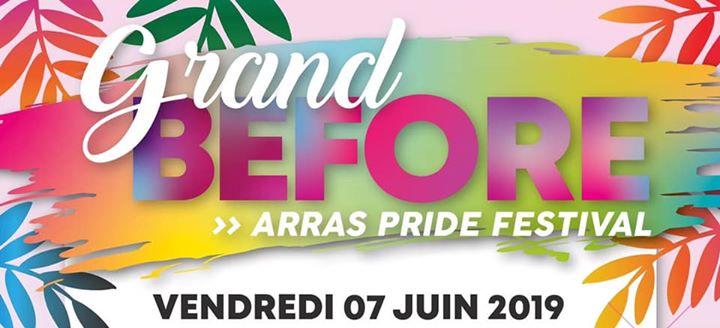 Grand Before Arras Pride au Rainbow Club em Lens le sex,  7 junho 2019 23:00-06:00 (Clubbing Gay, Lesbica, Hetero Friendly, Trans, Bi)