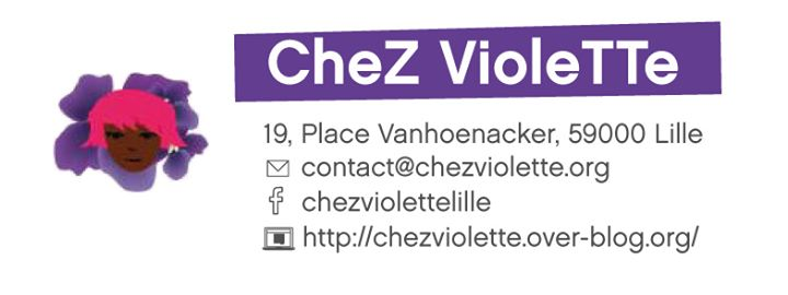 Joyeuse permanence de Chez Violette in Lille le Wed, April 29, 2020 from 06:00 pm to 08:00 pm (Meetings / Discussions Lesbian)