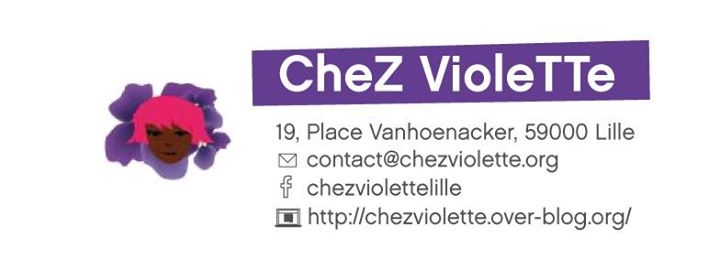 Joyeuse permanence // association Chez Violette in Lille le Wed, June 19, 2019 from 06:00 pm to 08:00 pm (Meetings / Discussions Lesbian)