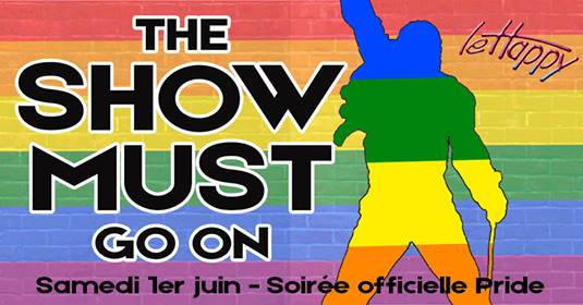 Soirée Officielle Lgbti+ PRIDE LILLE in Lille le Sat, June  1, 2019 from 10:00 pm to 07:00 am (Clubbing Gay Friendly)