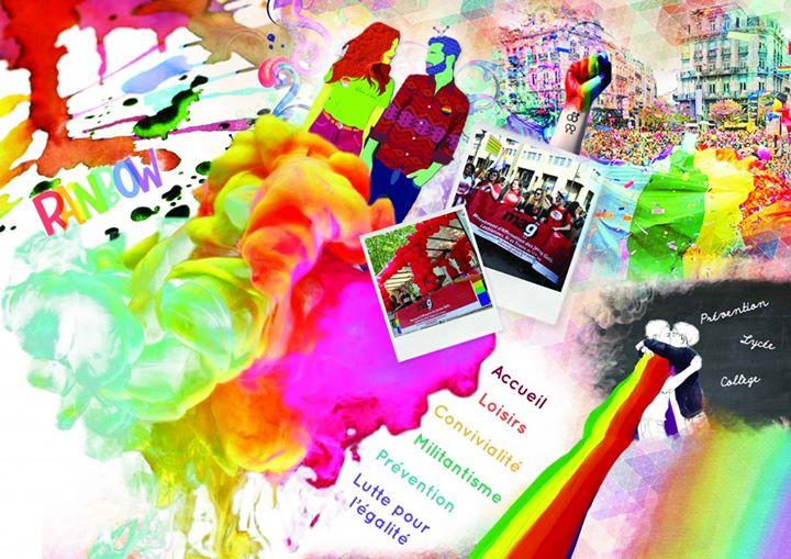 Permanence hebdomadaire - MAG Jeunes LGBTI em Caen le sáb,  7 setembro 2019 18:00-20:00 (Reuniões / Debates Gay, Lesbica)