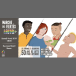 Marche Des Fiertés Lgbtqi + de Rouen in Rouen le Sat, May  4, 2019 at 02:00 pm (Parades Gay, Lesbian, Trans, Bi)