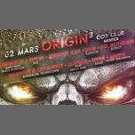 Origin3 à Nantes le ven.  2 mars 2018 de 23h00 à 07h00 (Clubbing Gay)