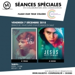 Apéro Ciné Flash Décembre in Compiègne le Fri, December  7, 2018 from 07:30 pm to 10:30 pm (Cinema Gay, Lesbian)
