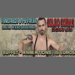 GOLDO KORAN Show LIVE in Bordeaux from January 14 til February  9, 2018 (Sex Gay)